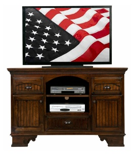 Ah Tv Deluxe 60 All Wood Furniture