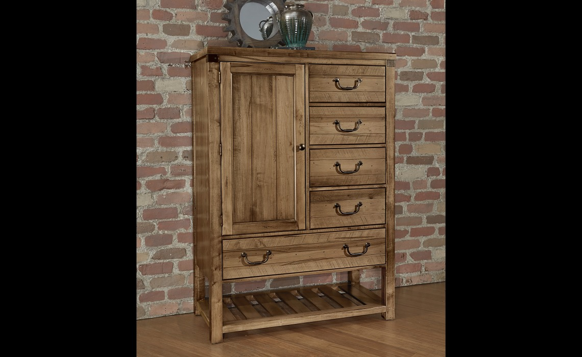 Ap Sedwick Chest Light All Wood Furniture