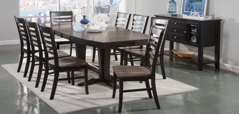 Jt Dining Cosmo All Wood Furniture