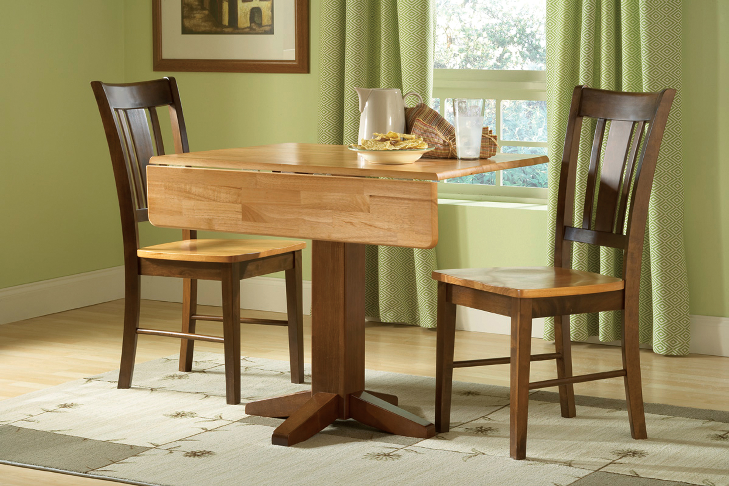 Jt Dining Diningess Dl Square All Wood Furniture