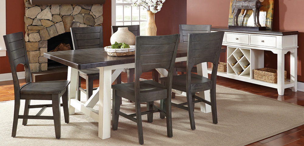 Jt Dining Select 5 All Wood Furniture