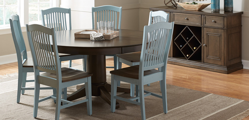 Jt Dining Select 9 All Wood Furniture